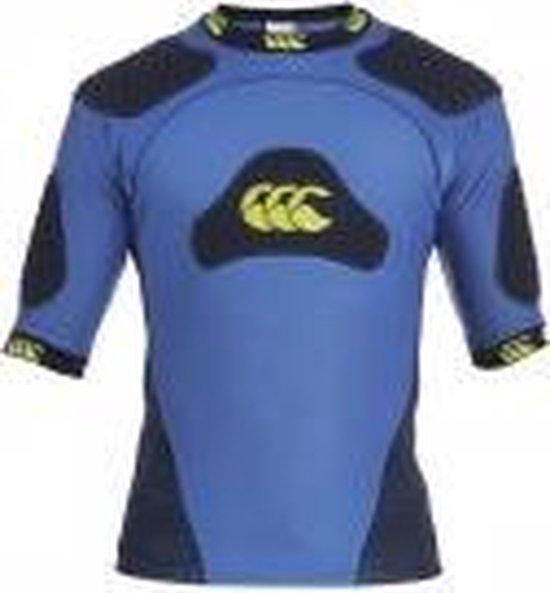 Bodyprotector Canterbury Flexitop Pro Victoria Blue - Maat S