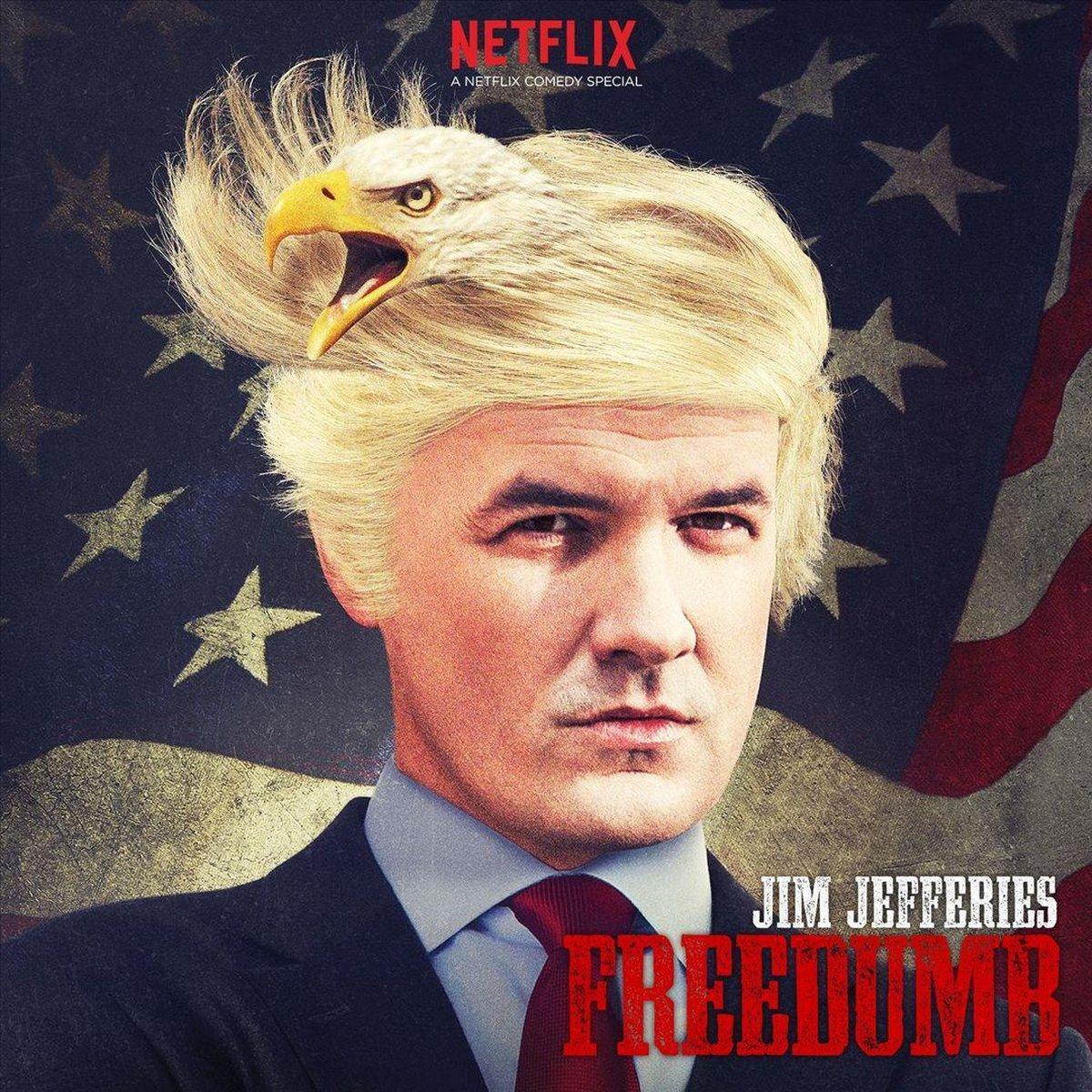 Freedumb - Jim Jefferies