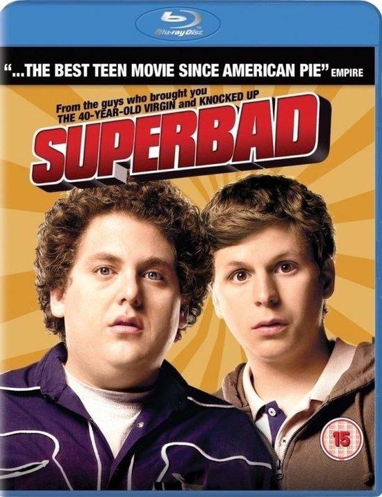Cover van de film 'Superbad'
