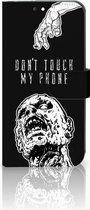 Huawei Mate 10 Lite Uniek Boekhoesje Zombie