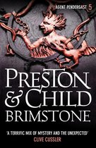 Boek cover Brimstone van Lincoln Child