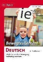 Bewegtes Lernen Deutsch