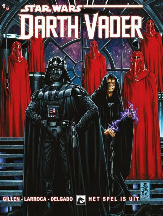 Star Wars Darth Vader Cyclus 5 - Eindspel 1 - none  