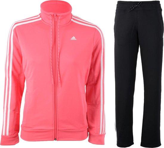 bol.com | adidas Essentials 3Stripe Trainingspak - Maat L ...