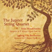 Mendelssohn: Quartet, Op. Post. 80; Beethoven: String Quartet, Op. 135
