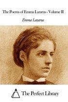 The Poems of Emma Lazarus - Volume II