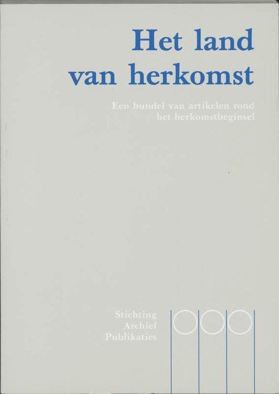 Land Van Herkomst - none | Fthsonline.com