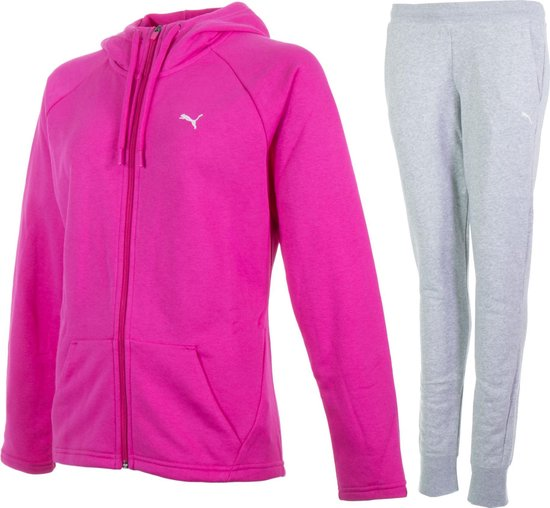 bol.com | Puma Style Good Suit Trainingspak Dames ...