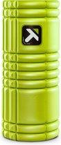 Trigger Point The Grid - Foam roller - 32.5 x 12.7 cm - Lime Groen
