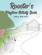 Rooster's Playtime Activity Book