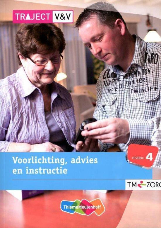 Voorlichting, advies en instructie Niveau 4 - R.M. Geerts |