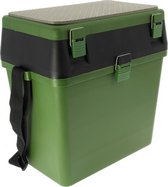 NGT Session Seatbox System Zitkoffer - 28 x 24 x 36 cm - Groen