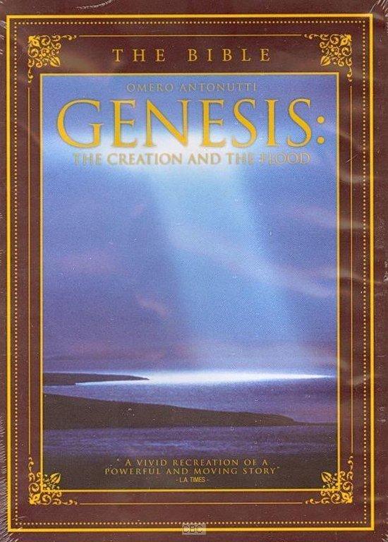 Cover van de film 'De Bijbel - Genesis'