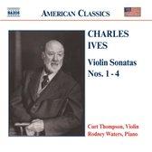 Ives: Violin Sonatas Nos.1-4
