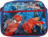 SPIDER-MAN Omhang Schoudertas School Tas Spiderman
