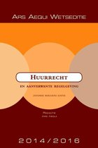 Ars Aequi Wetseditie - Huurrecht 2014/2016
