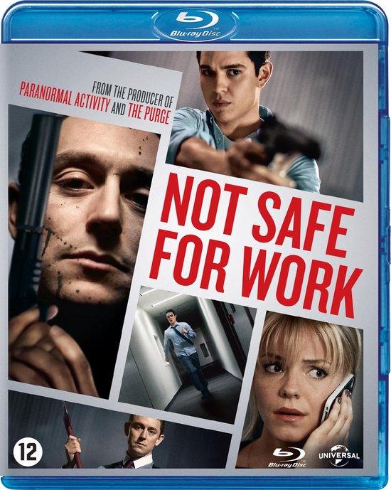 Cover van de film 'Not Safe For Work'