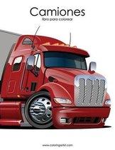 Camiones Libro Para Colorear 1