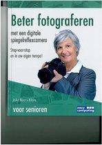 Beter fotograferen met de spiegelreflexcamera voor senioren