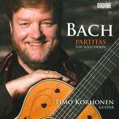 Bach: Partitas / Korhonen