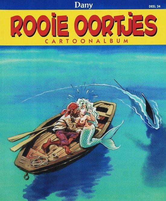 Rooie oortjes cartoonalbum 34 - none |