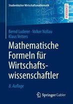 Mathematische Formeln Fur Wirtschaftswissenschaftler