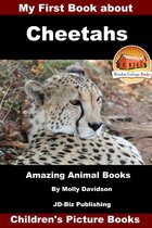 My First Book about Cheetahs: Amazing Animal Books - Children's Picture Books