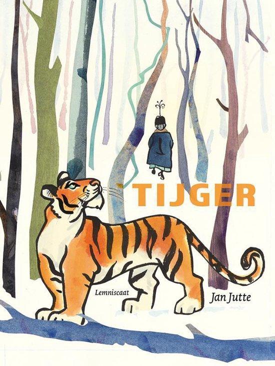 Tijger - Jan Jutte | Readingchampions.org.uk