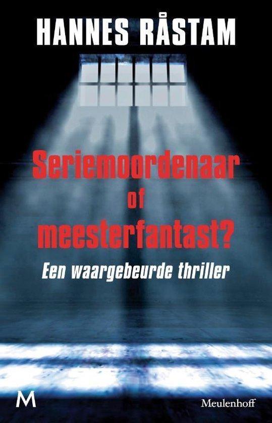 Cover van het boek 'Seriemoordenaar of meesterfantast?'