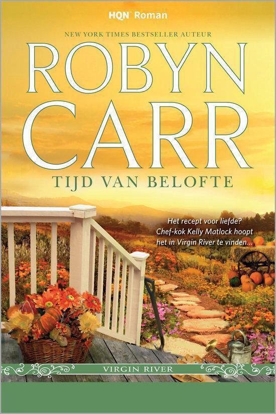 Tijd van belofte - Robyn Carr |