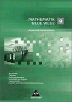 Mathematik Neue Wege SI 7. Arbeitsheft 9 Niedersachsen Ausgabe 2012