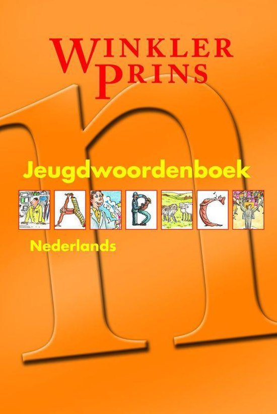 Winkler Prins Jeugdwoordenboek Nederlands - Auteur Onbekend |