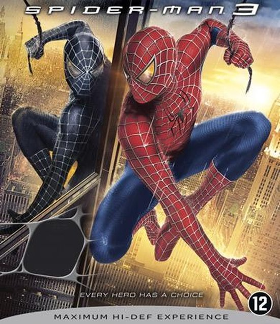 Cover van de film 'Spider-Man 3'