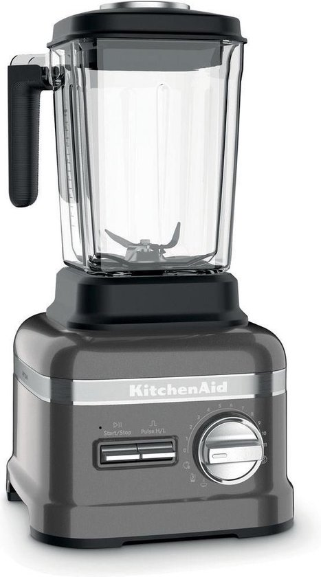 KitchenAid Artisan 5KSB8270EMS - Blender- Tingrijs