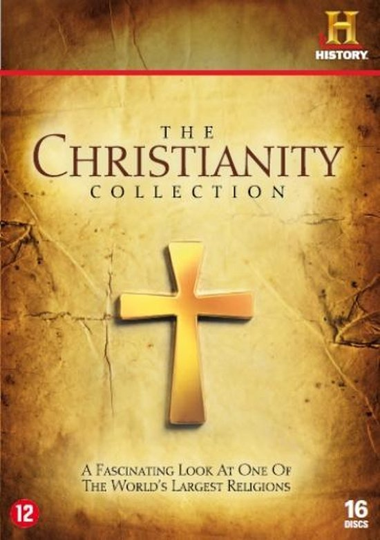 Cover van de film 'Christianity Collection'