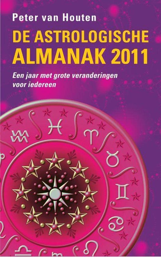Cover van het boek 'De Astrologische Almanak voor 2011'