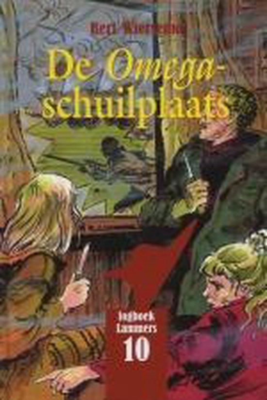 De Omegaschuilplaats - Bert Wiersema |