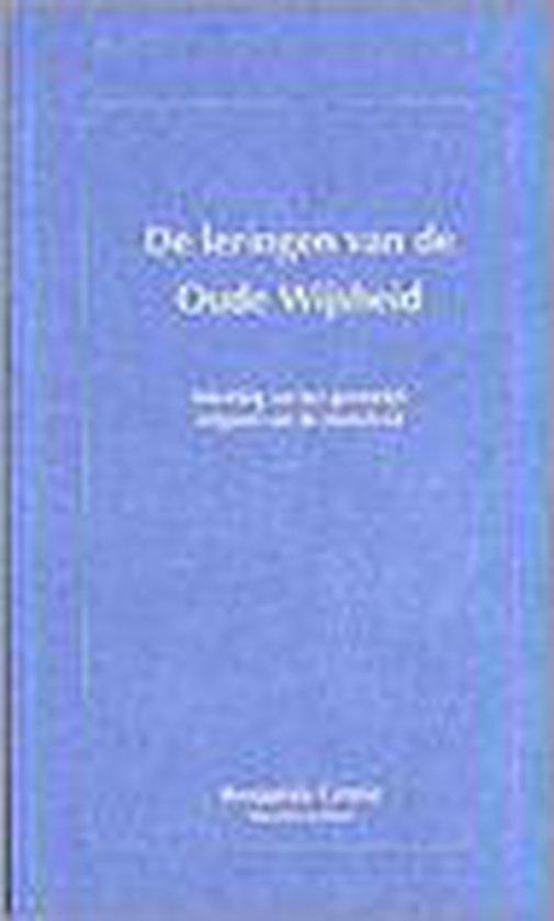 Leringen Van De Oude Wijsheid - Creme B. |