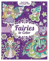 Fairies to Color