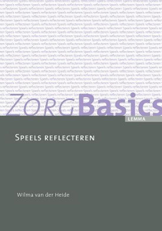 Speels reflecteren / druk 1 - Wilma van der Heide pdf epub