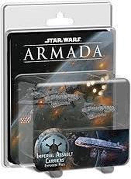 Afbeelding van het spel Star Wars Armada Imperial Assault Carriers Exp.
