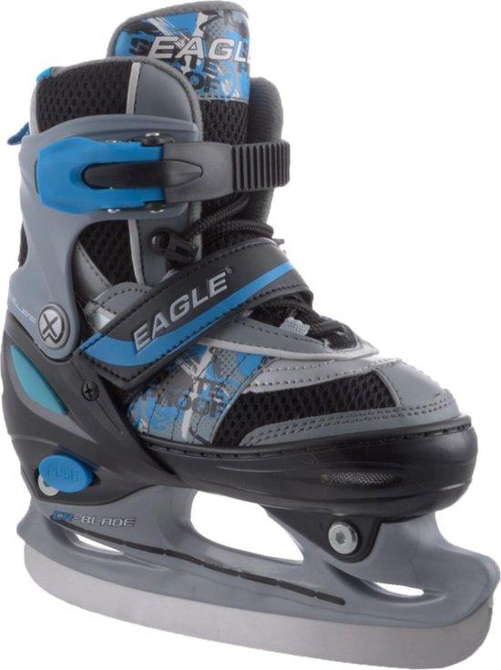 Skate / Schaats Combo - Junior - Blauw - Maat 38-41