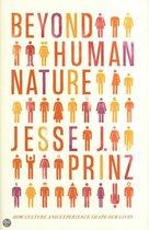 Boek cover Beyond Human Nature van Jesse J Prinz