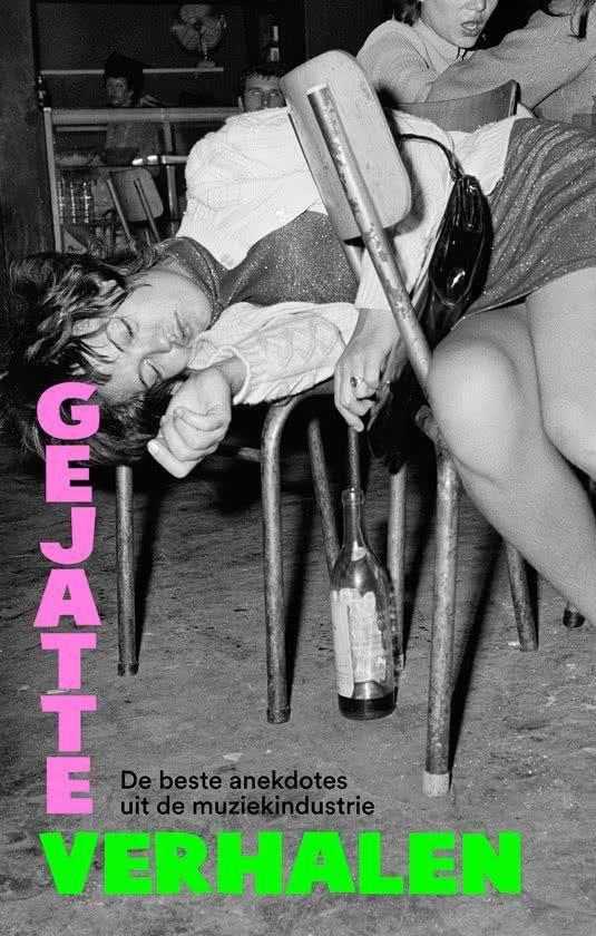 Boek cover Gejatte verhalen van Anoniem (Paperback)