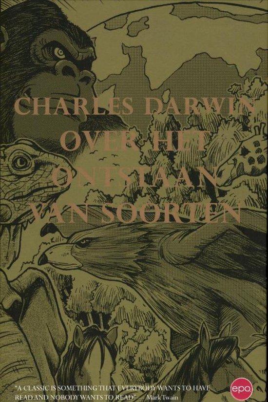 Graphic Classic 5 - Over het onstaan van soorten - Charles Darwin | Fthsonline.com