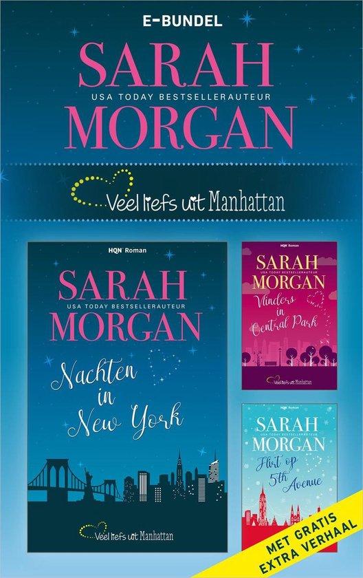 Veel liefs uit Manhattan (3-in-1) - Sarah Morgan |