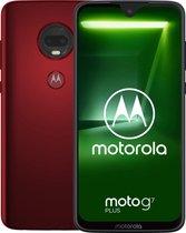 Motorola Moto G7 Plus - 64GB - Dual Sim - Rood