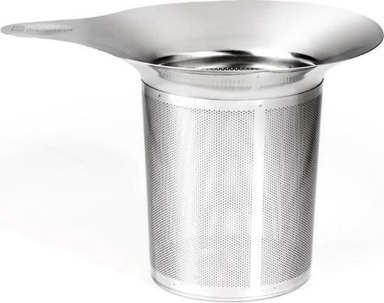 Bredemeijer Theefilter voor losse thee