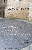 Quand Martin Malvy Publie Un Livre