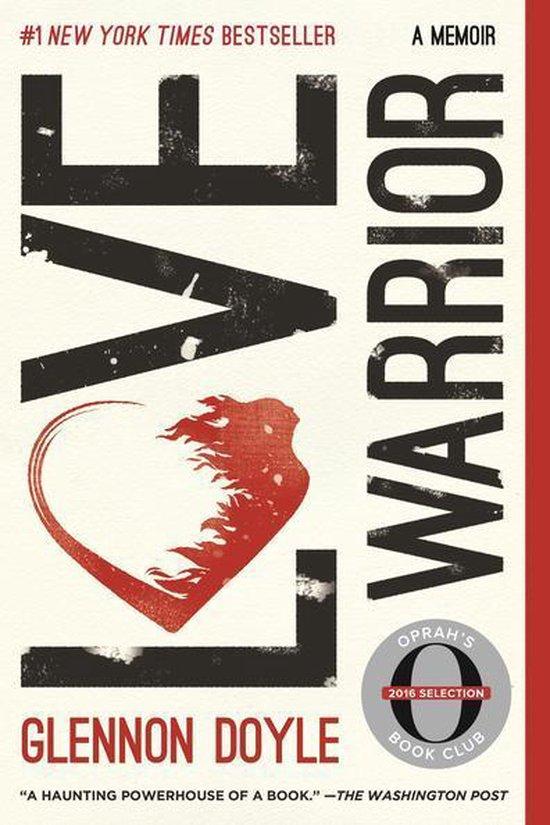 Boek cover Love Warrior van Glennon Doyle (Onbekend)